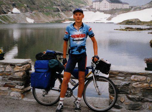 """WYPRAWA ROWEROWA """"FRANCJA 1999"""""""