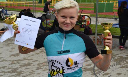 Anna Pietkiewicz – Wicemistrzynią Mazowsza MTB XCO