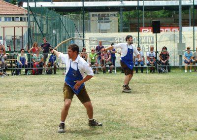Prato - Tyrolskie zawody w strzelaniu z bicza
