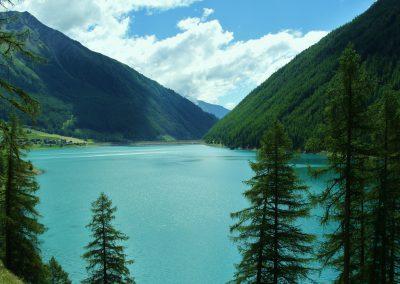 Jezioro Lago di Vernago - 1689 m n.p.m.