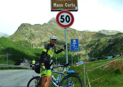 Ośrodek narciarski Maso Corto - 2011 m n.p.m.