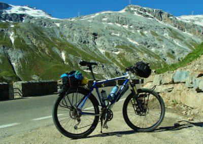 Droga na przełęcz Stelvio