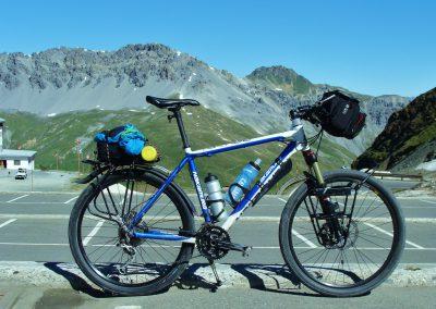Przełęcz Stelvio - 2760 m n.p.m.