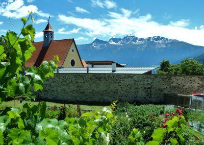 Szwajcaria - miejscowość Santa Maria
