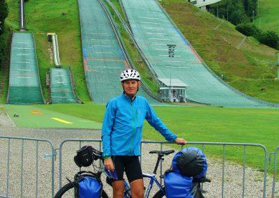 Skocznia narciarska Olimpiaschanze w Garmisch-Partenkirchen